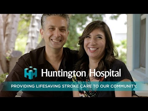 Lifesaving Stroke Care - Thanks To Our Donors