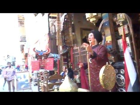 Old City CAIRO Egypt Market area