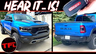The New 2021 Ram Is GUARANTEED To Annoy Your Neighbors In The Morning, And Here's Proof!