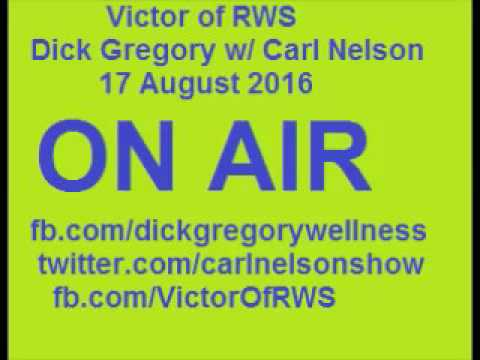 [1h]Dick Gregory on Marcus Garvey, Queen's english, indigo children,