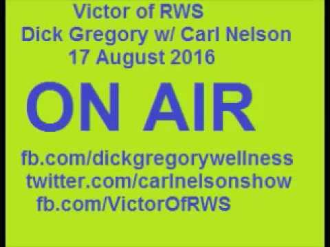 [1h]Dick Gregory on Marcus Garvey, Queen