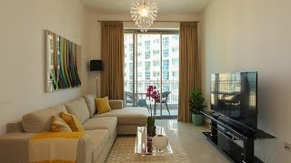 Furnished 1 BR in Standpoint Tower 1, Downtown Dubai