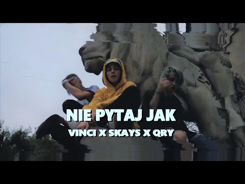 Vinci i Skays - Nie pytaj jak ft. Qry (OFFICIAL VIDEO) |ON STAGE|