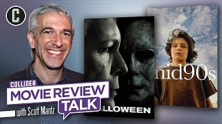 Halloween & mid90s Reviews – Movie Review Talk with Scott Mantz