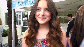Madison Davenport: Lollipop Theater Network