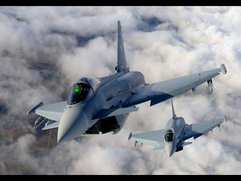 Eurofighter Typhoon Luftwaffe HD
