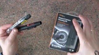 Чистящие средства для оптики фото и видеокамер Lenspen, Power Plant, Color Way обзор и сравнение