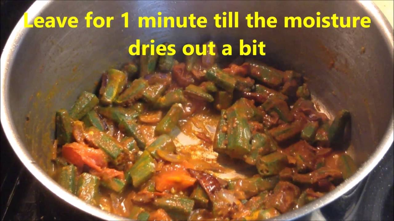 how to prepare frozen okra