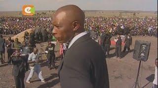 Maina Njenga akataliwa katika chama cha Jubilee