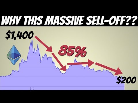 Why Cryptocurrency Market Dropped (Especially Ethereum)