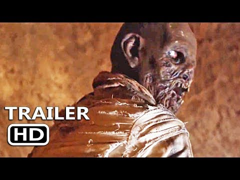THE MUMMY REBIRTH Official Trailer (2019) Sci-Fi, Horror movie