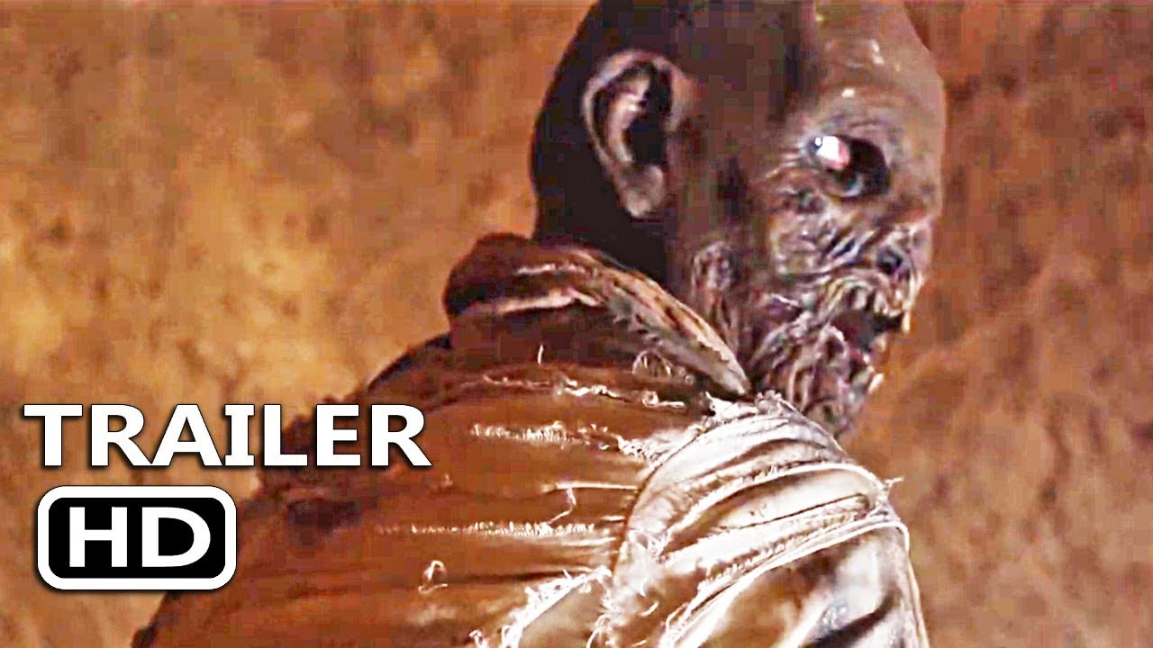 The Mummy Rebirth Official Trailer 2019 Sci Fi Horror Movie Youtube