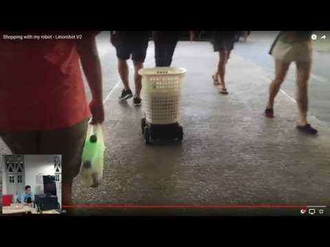 Building ROS Compatible Mecanum Robot - Singapore Robot Operating System(ROS) Meetup