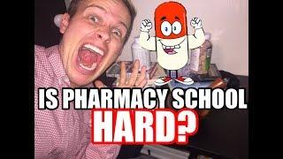 Is Pharmacy School Hard?