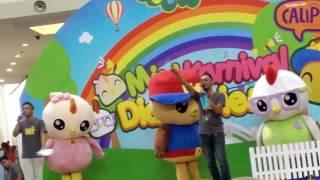 Live! Lagu Tema-Pokok Mulberry-Tayar Bas - Mini Konsert Didi & Friends