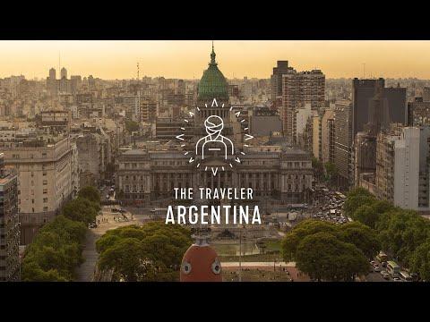 The Traveler - Argentina - Episode 1 -  Buenos Aires - Tigre