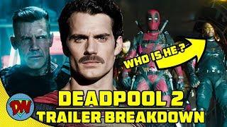 Deadpool 2 Meet Cable Trailer Breakdown in Hindi | DesiNerd
