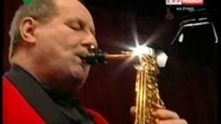 BENNY HILL THEME Jerzy Karwowski BIG GEORGE, alto sax