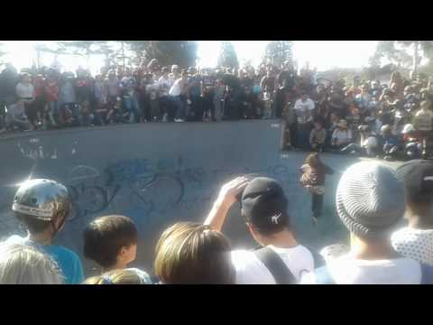 Tony hawk germiston bowl