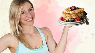 FULL DAY of EATING mit mega leckeren Fitness Rezepten & Kalorienangaben | VERONICA GERRITZEN
