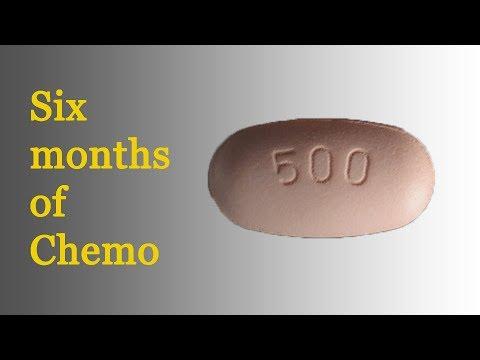 300,000 mg of Capcitabine Chemotherapy Pills