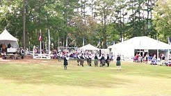 2017 Stone Mountain Highland Games - Jacksonville Pipes and Drums Grade 5