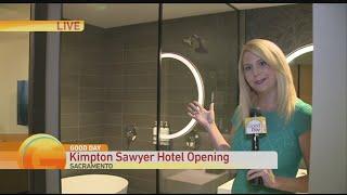 Sawyer Hotel Opens Pt. 3