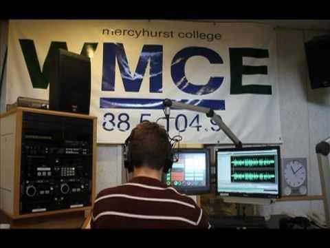88.5 JAZZ FM Erie, PA - WMCE Radio - A look Inside of Erie's Jazz Station