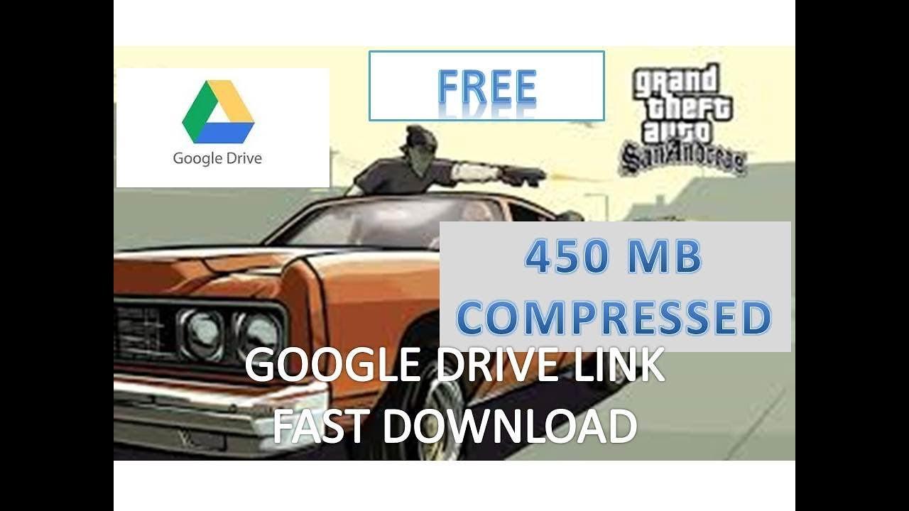 download gta sa android google drive