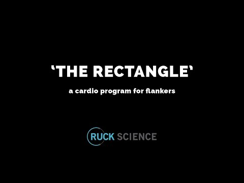 'The Rectangle' a cardio program for flankers
