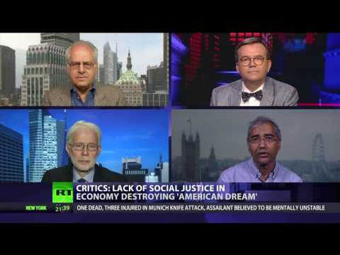 CrossTalk: Social Justice?
