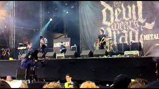 Devil Wears Prada @ Download 2011