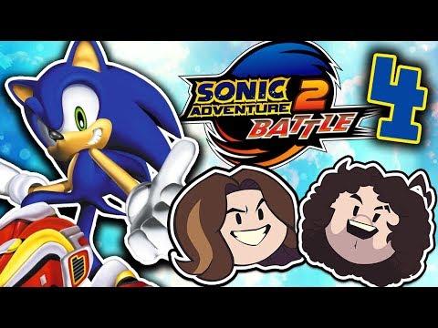 Sonic Adventure 2 Battle: Some Sonic FanFic - PART 4 - Game Grumps