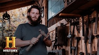 Iron & Fire: Daniel's Workshop: Hammers | History