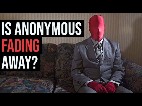 INTERVIEW WITH ANONYMOUS: Is Anonymous' influence fading?