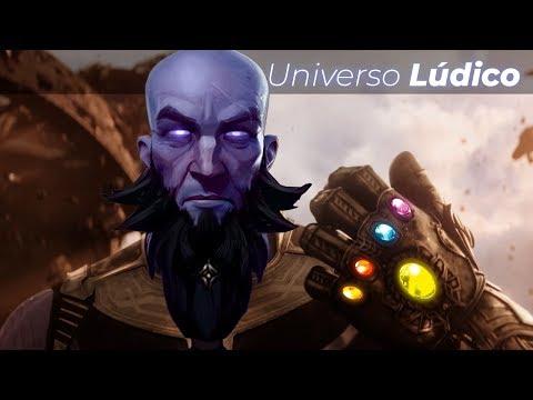 Análise completo de Ryze: Chamado de Poder | Curta-metragem League of Legends thumbnail