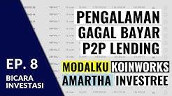 Pengalaman Gagal Bayar pada Investasi P2P lending: 1000+ Pendanaan, 4 Platform, 3 Tahun | DBI Ep. 8