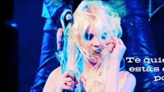 The Dope Show ~ Marilyn Manson & Taylor Momsen (Subtitulado en Español)