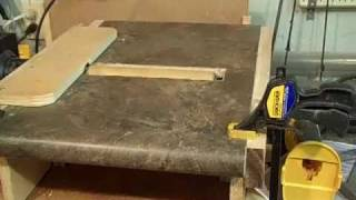 Homemade Drum  Sander / Finisher Made From Grinder  Part 2 V Drum Sand-flea