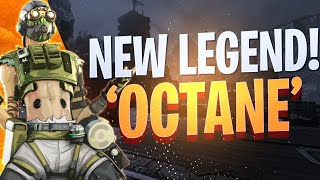 [India] Apex Legends new LEGEND, OCTANE is here !!