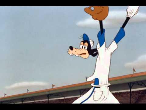 goofy - como jugar beisbol
