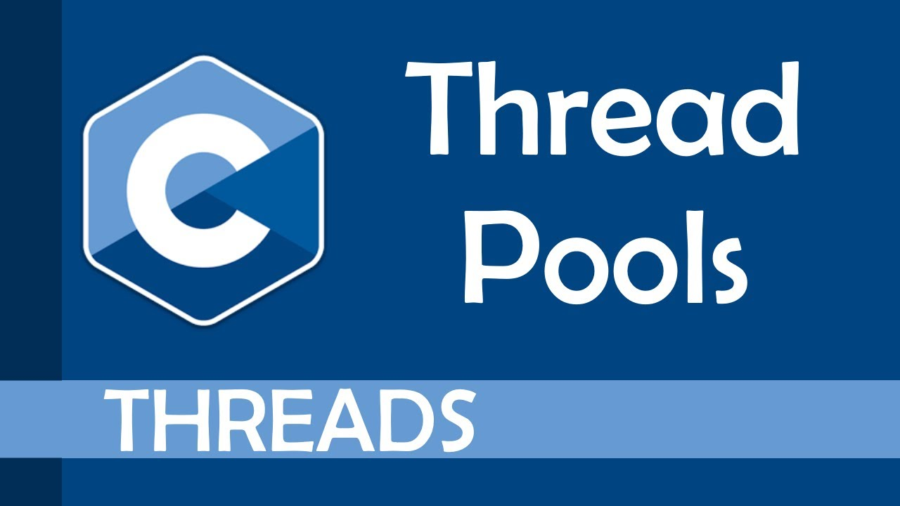Thread Pools in C (using the PTHREAD API)