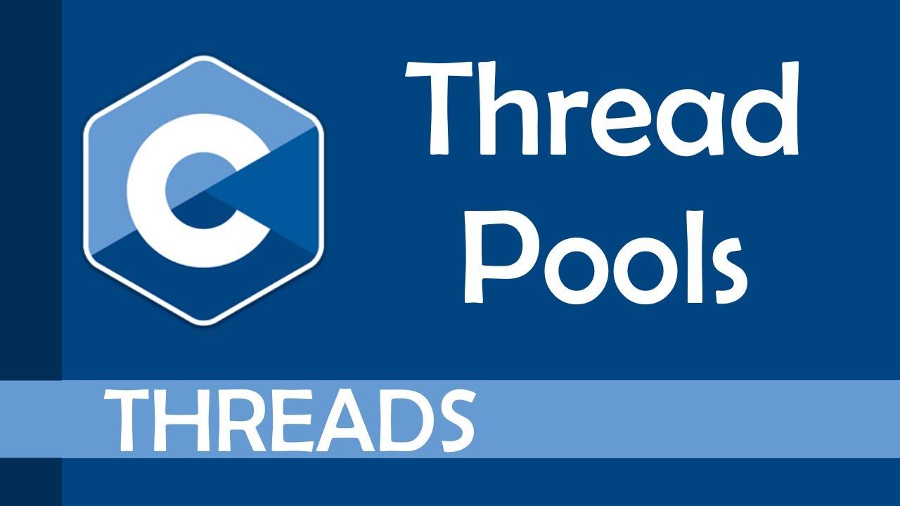 Thread Pools in C (using the PTHREAD API)