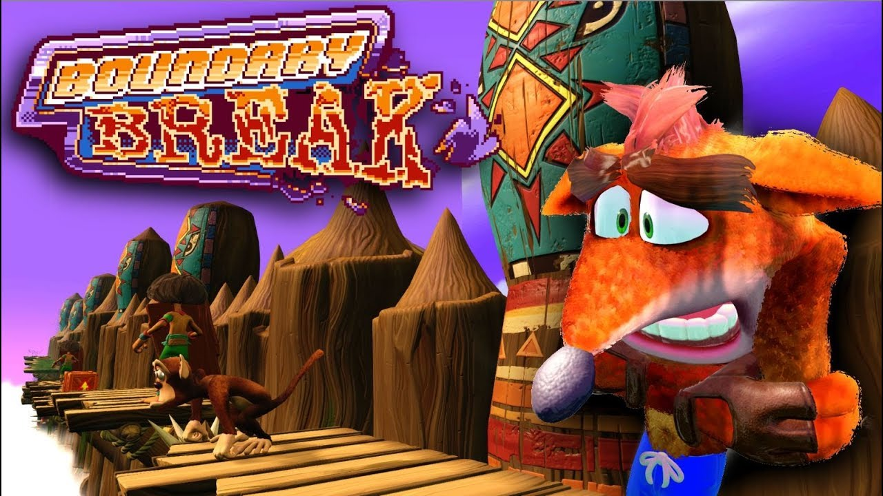 Out of Bounds Discoveries   Crash Bandicoot N. Sane Trilogy - Boundary Break image