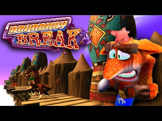 Out of Bounds Discoveries | Crash Bandicoot N. Sane Trilogy  - Boundary Break