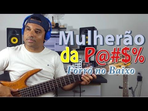 FORRÓ NO BAIXO MULHERÃO DA PORRA SANDRO LINS
