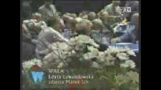 Program Pierwszy - program informacyjny z 22 maja 2002 - 19.30