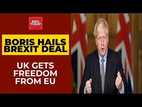EU-UK Strike Brexit