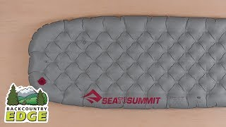 Sea to Summit Women's Ether Light XT Insulated Mat Inflatable Sleeping Pad