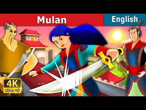Mulan in English | Stories for Teenagers | English Fairy Tales